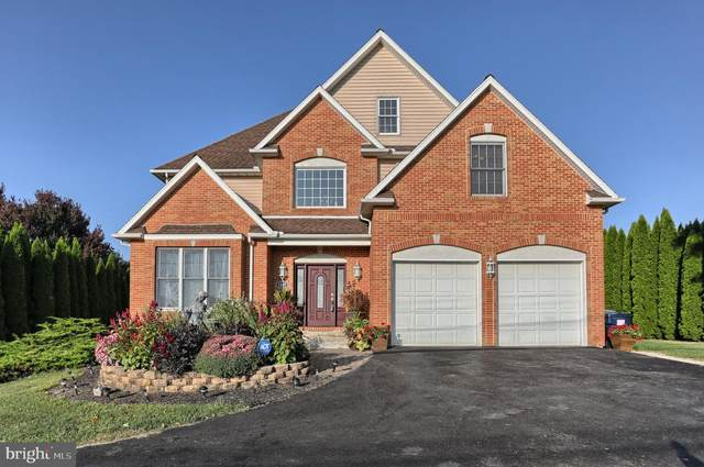 1407 S Forge Road, PALMYRA, PA 17078 (#PALN115870) :: Iron Valley Real Estate