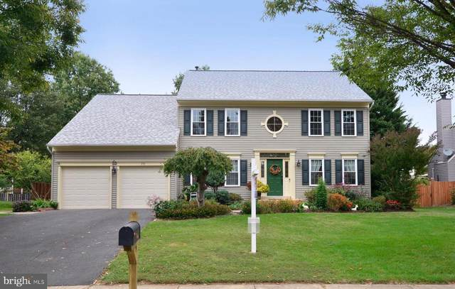 212 Foxborough Drive SW, LEESBURG, VA 20175 (#VALO421784) :: Pearson Smith Realty