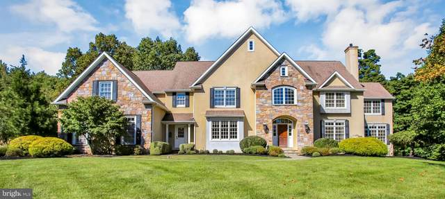 10 Devonshires Court, BLUE BELL, PA 19422 (#PAMC664404) :: Nexthome Force Realty Partners