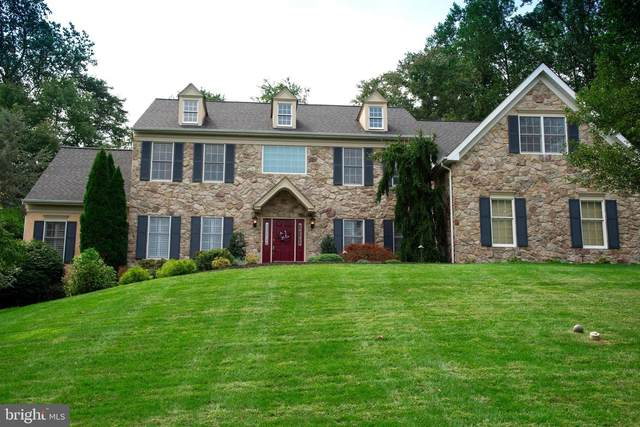 3 Maplewood Drive, NEWTOWN SQUARE, PA 19073 (#PADE527850) :: RE/MAX Main Line