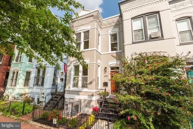 623 14TH Street NE, WASHINGTON, DC 20002 (#DCDC487874) :: Crossman & Co. Real Estate