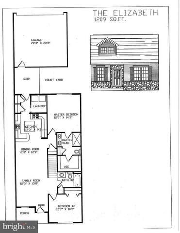 6956 Brei Circle, HARRISBURG, PA 17112 (#PADA125880) :: The Joy Daniels Real Estate Group