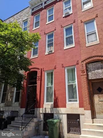 940 Harlem Avenue, BALTIMORE, MD 21217 (#MDBA525004) :: Erik Hoferer & Associates
