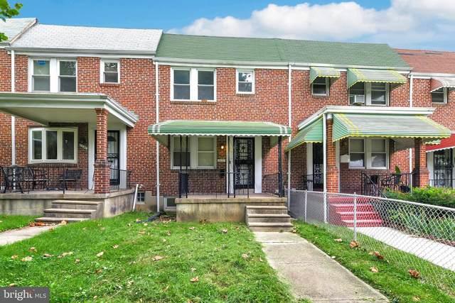 2818 W Garrison Avenue, BALTIMORE, MD 21215 (#MDBA525010) :: The Riffle Group of Keller Williams Select Realtors