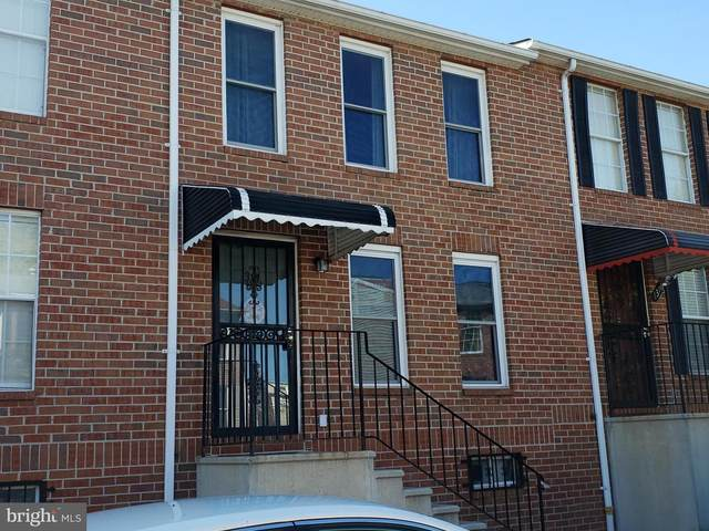 1314 N Stockton Street, BALTIMORE, MD 21217 (#MDBA525012) :: AJ Team Realty