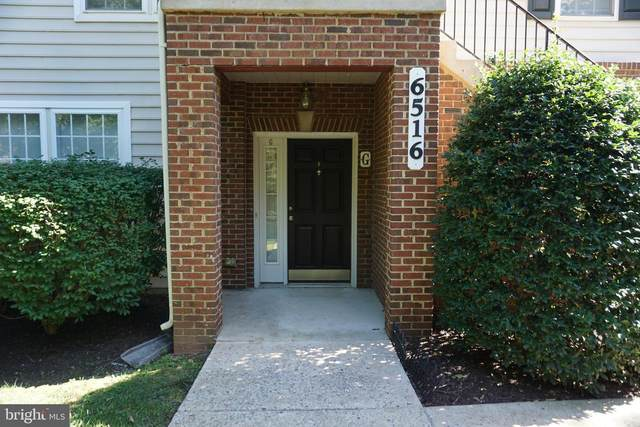 6516-G Daytona Court #101, FREDERICK, MD 21703 (#MDFR271054) :: AJ Team Realty