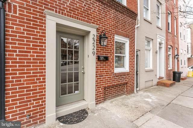 2229 Essex Street, BALTIMORE, MD 21231 (#MDBA525016) :: Ultimate Selling Team