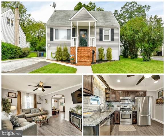5925 Meadow Road, BALTIMORE, MD 21206 (#MDBC507136) :: The Schiff Home Team