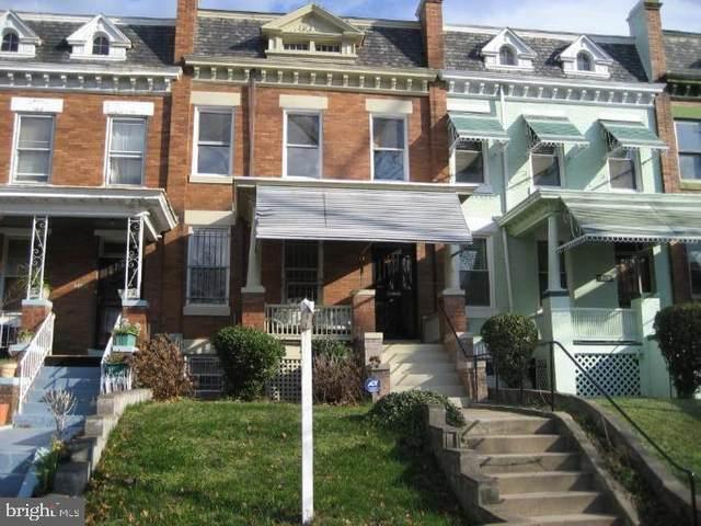 3531 Holmead Place NW, WASHINGTON, DC 20010 (#DCDC487886) :: Shawn Little Team of Garceau Realty