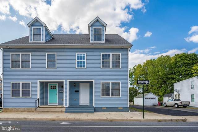 207 N Cannon Avenue, HAGERSTOWN, MD 21740 (#MDWA174792) :: John Lesniewski | RE/MAX United Real Estate