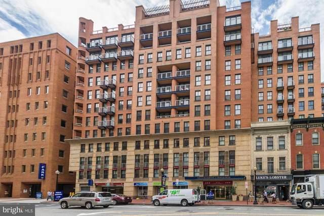 616 E Street NW #614, WASHINGTON, DC 20004 (#DCDC487894) :: The Redux Group