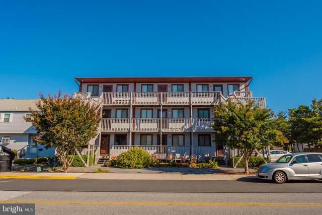 152 Jamestown Road #201, OCEAN CITY, MD 21842 (#MDWO117008) :: CoastLine Realty