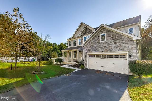 6316 Old Washington Road, ELKRIDGE, MD 21075 (#MDHW285514) :: Great Falls Great Homes