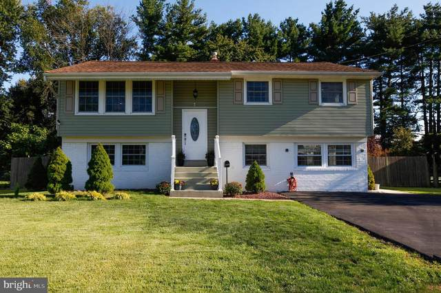 3119 Concord Drive, CINNAMINSON, NJ 08077 (#NJBL382266) :: Linda Dale Real Estate Experts