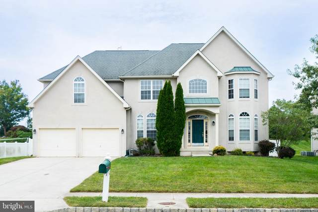 813 Galleria Drive, WILLIAMSTOWN, NJ 08094 (#NJGL264924) :: Holloway Real Estate Group