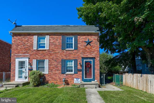 1723 Filbert, WEST YORK, PA 17404 (#PAYK145780) :: TeamPete Realty Services, Inc
