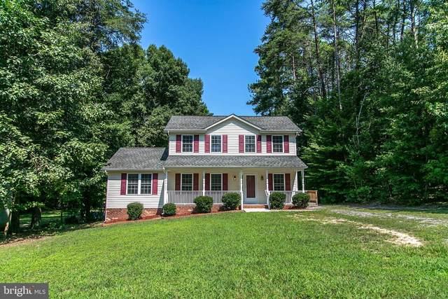 209 Lexington Drive, RUTHER GLEN, VA 22546 (#VACV122874) :: Colgan Real Estate