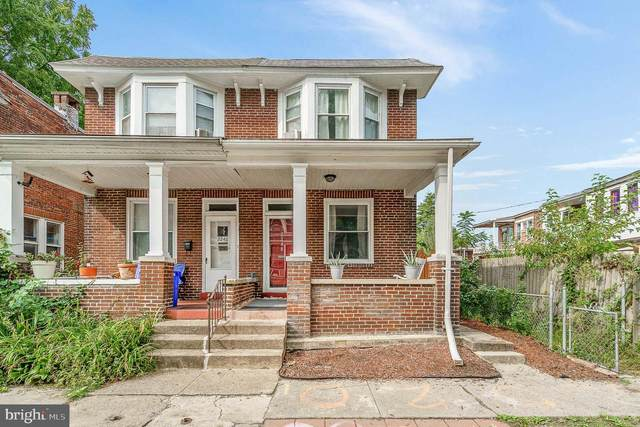 2248 Logan Street, HARRISBURG, PA 17110 (#PADA125896) :: Iron Valley Real Estate