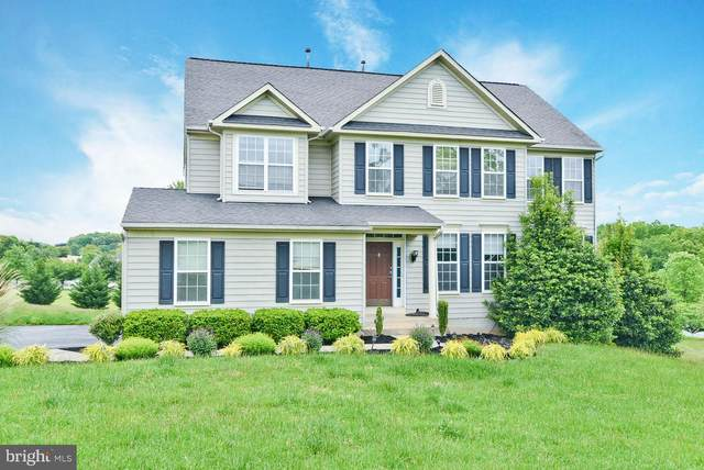 5885 Moss Creek Drive, MOUNT AIRY, MD 21771 (#MDCR199830) :: Colgan Real Estate