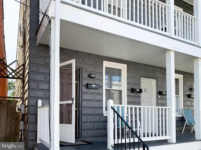 154 W All Saints, Thru 156 Street A, FREDERICK, MD 21701 (#MDFR271090) :: Hill Crest Realty