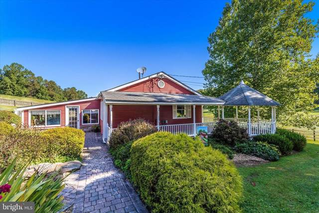 3384 Old Gamber Road, FINKSBURG, MD 21048 (#MDCR199834) :: Better Homes Realty Signature Properties