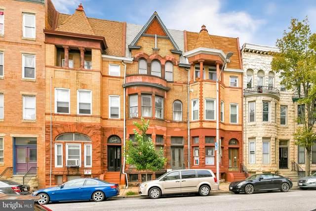 1704 Saint Paul Street, BALTIMORE, MD 21202 (#MDBA525050) :: Coleman & Associates