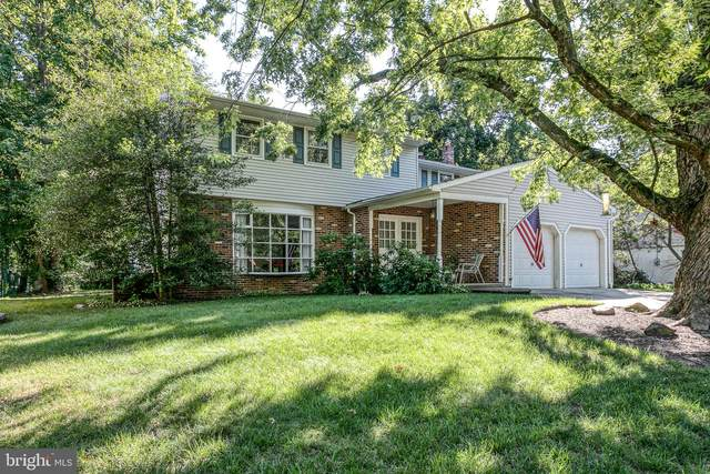310 Sherry Way, CHERRY HILL, NJ 08034 (#NJCD403104) :: The Dailey Group