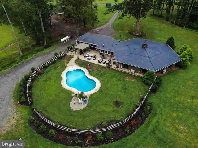 225 Bordentown Georgetown Road, CHESTERFIELD, NJ 08515 (#NJBL382278) :: Holloway Real Estate Group