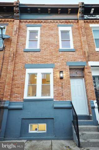 2813 W Harold Street, PHILADELPHIA, PA 19132 (#PAPH937322) :: Blackwell Real Estate