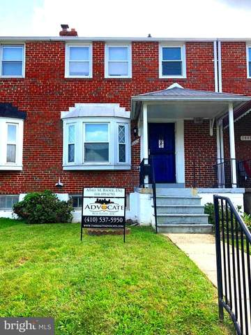 2005 Ramblewood Road, BALTIMORE, MD 21239 (#MDBA525060) :: Integrity Home Team