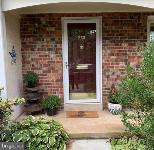 560 Azalea Drive #41, ROCKVILLE, MD 20850 (#MDMC726624) :: Pearson Smith Realty