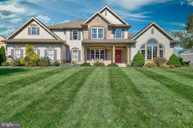 22 Springdale Way, MECHANICSBURG, PA 17050 (#PACB128074) :: ExecuHome Realty