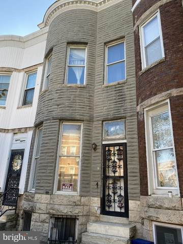 1820 N Mount Street, BALTIMORE, MD 21217 (#MDBA525064) :: The MD Home Team