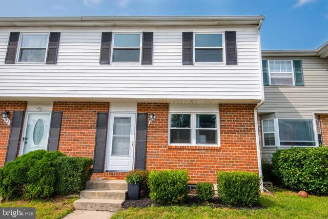 460 Darton Court, GLEN BURNIE, MD 21061 (#MDAA447360) :: Team Caropreso