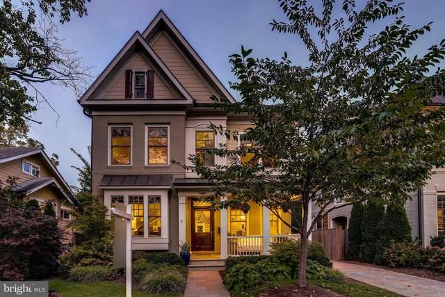 1609 N Garfield Street, ARLINGTON, VA 22201 (#VAAR169972) :: Blackwell Real Estate
