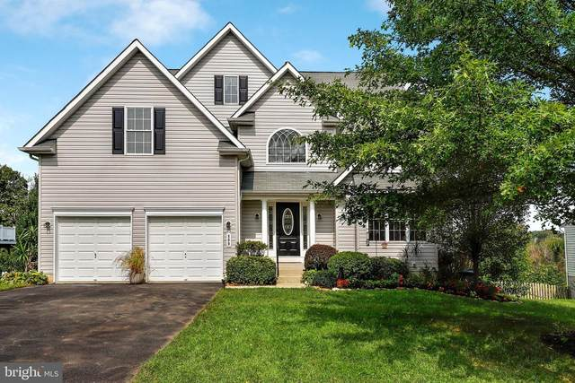 809 Wellesley Court, HAMPSTEAD, MD 21074 (#MDCR199842) :: Advon Group