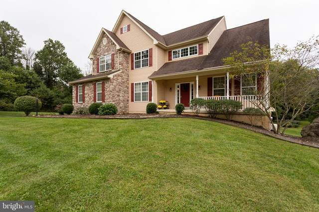 120 Cooper Hawk Drive, COATESVILLE, PA 19320 (#PACT516808) :: The Team Sordelet Realty Group