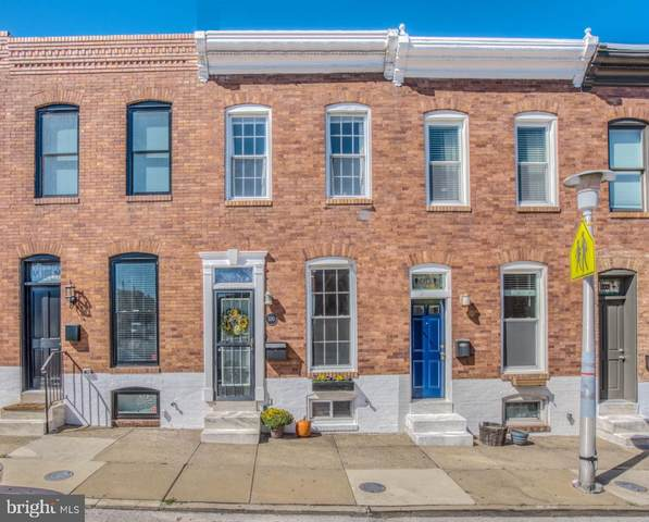 530 S Streeper Street, BALTIMORE, MD 21224 (#MDBA525080) :: The MD Home Team