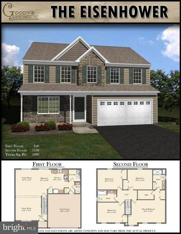 309 Riviera Street, MOUNT WOLF, PA 17347 (#PAYK145814) :: The Jim Powers Team