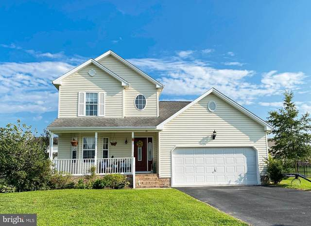 180 Nina Lane, FRUITLAND, MD 21826 (#MDWC109854) :: Brandon Brittingham's Team