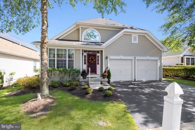 22 Honeyflower Drive, BORDENTOWN, NJ 08620 (#NJBL382312) :: Daunno Realty Services, LLC