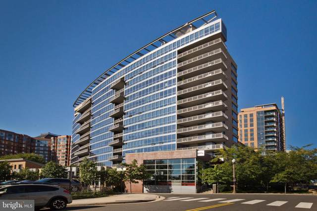 2001 15TH Street N #822, ARLINGTON, VA 22201 (#VAAR169982) :: The Putnam Group