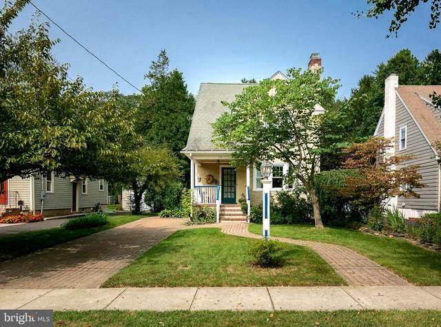 113 W Oak Avenue, MOORESTOWN, NJ 08057 (#NJBL382314) :: Holloway Real Estate Group
