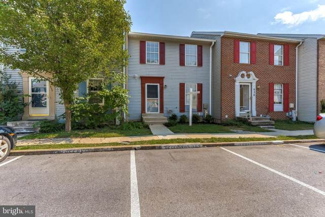 638 Realm Court W, ODENTON, MD 21113 (#MDAA447394) :: The Miller Team