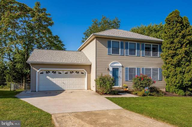 12 Colliery Drive, THURMONT, MD 21788 (#MDFR271110) :: Crossman & Co. Real Estate