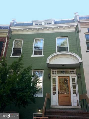 2216 Hall Place NW, WASHINGTON, DC 20007 (#DCDC488012) :: The Redux Group