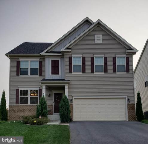 6621 Cambria Court, FREDERICK, MD 21703 (#MDFR271112) :: The Miller Team
