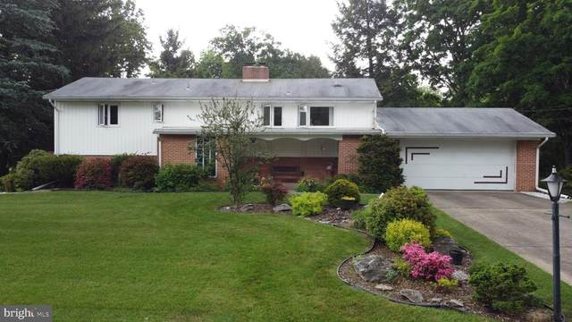 25 George Circle, MECHANICSBURG, PA 17055 (#PACB128096) :: TeamPete Realty Services, Inc