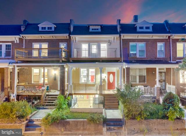 2120 2ND Street NW, WASHINGTON, DC 20001 (#DCDC488028) :: Tom & Cindy and Associates