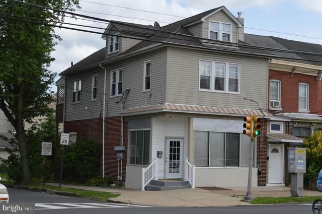 1150 Brunswick Avenue, TRENTON, NJ 08638 (#NJME302174) :: Sunita Bali Team at Re/Max Town Center
